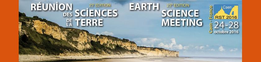 Réunion annuelle des Sciences de la Terre