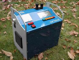 Figure 3 : VIP 5000 (Iris Instrument) : émetteur de puissance pour la polarisation provoquée temporelle (achat CRITEX).